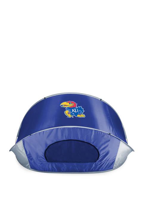 NCAA Kansas Jayhawks Manta Portable Sun Shelter