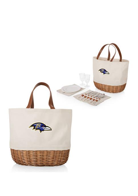 Heritage NFL Baltimore Ravens Promenade Picnic Basket
