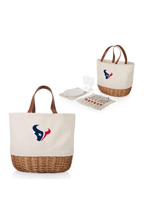 NFL Houston Texans Promenade Picnic Basket