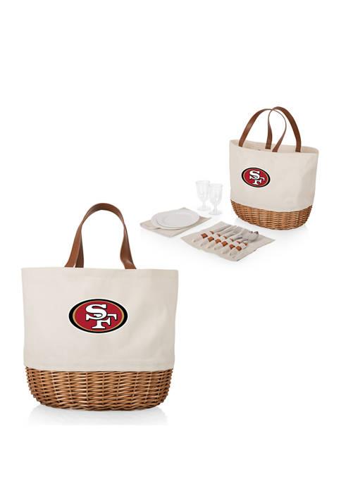 NFL San Francisco 49ers Promenade Picnic Basket