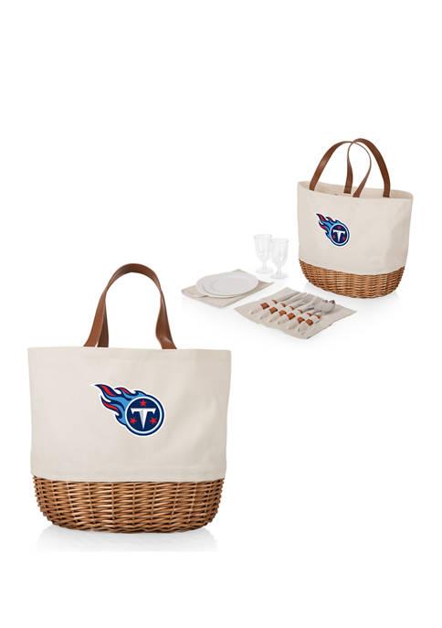 NFL Tennessee Titans Promenade Picnic Basket