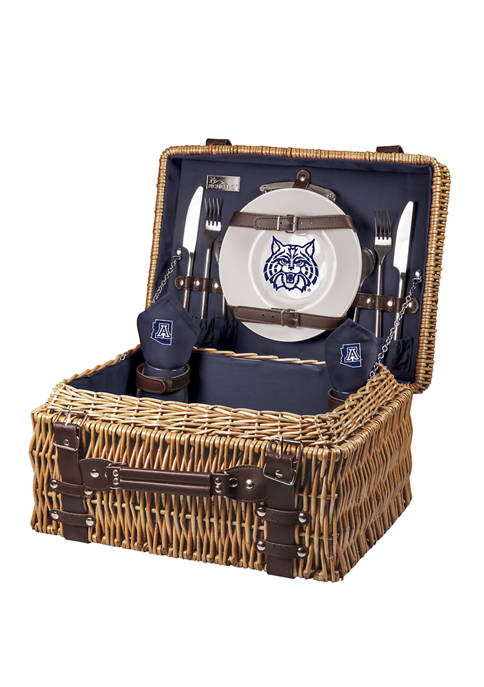 Picnic Time NCAA Arizona Wildcats Champion Picnic Basket