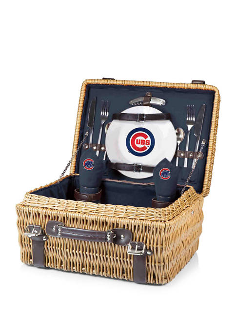 MLB Chicago Cubs Champion Picnic Basket