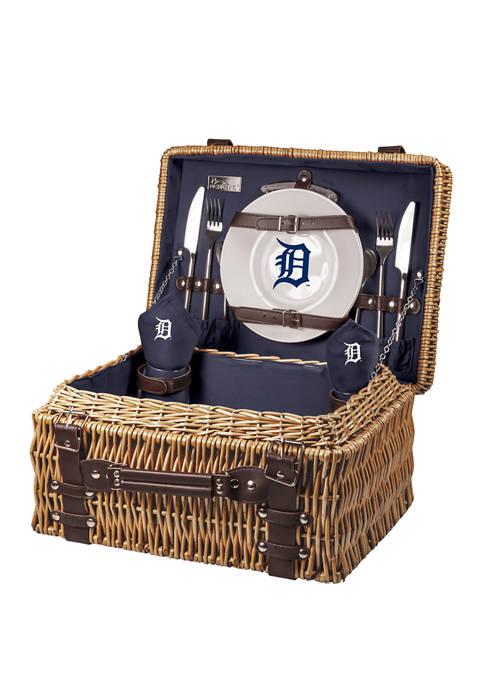 Picnic Time MLB Detroit Tigers Champion Picnic Basket