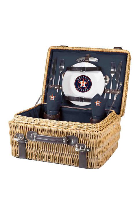 Picnic Time MLB Houston Astros Champion Picnic Basket