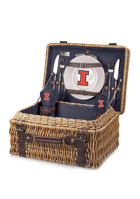 Picnic Time NCAA Illinois Fighting Illini Champion Picnic