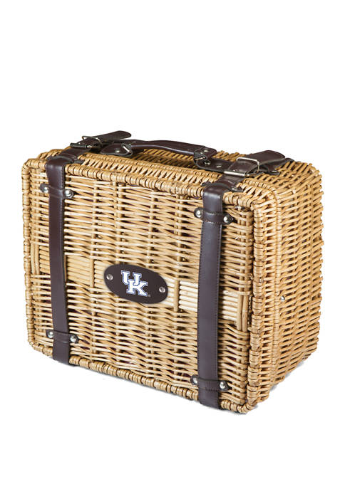 NCAA Kentucky Wildcats Champion Picnic Basket