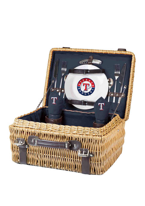 MLB Texas Rangers Champion Picnic Basket