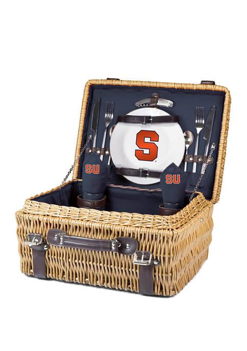 NCAA Syracuse Orange Champion Picnic Basket