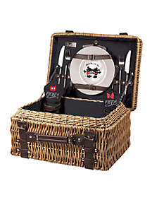 Mickey & Minnie Mouse - 'Champion' Picnic Basket