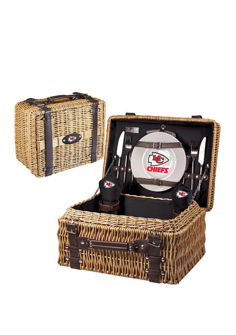 NFL Kansas City Chiefs Champion Picnic Basket