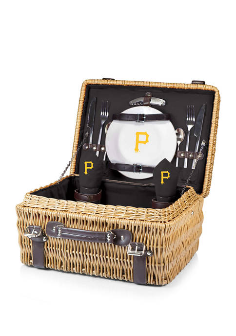 Picnic Time MLB Pittsburgh Pirates Champion Picnic Basket