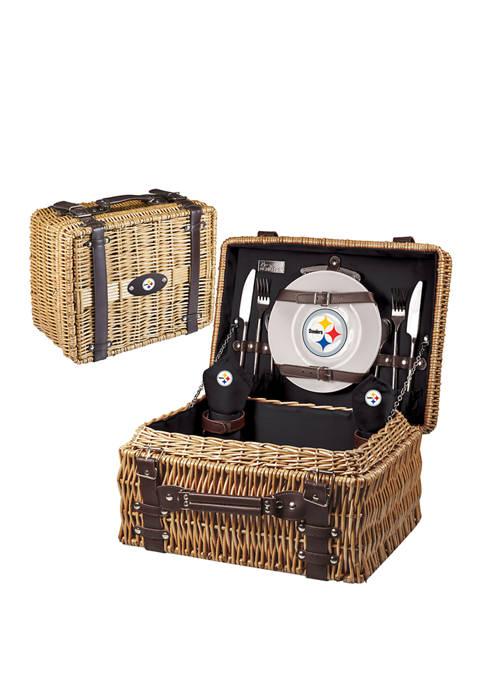NFL Pittsburgh Steelers Champion Picnic Basket
