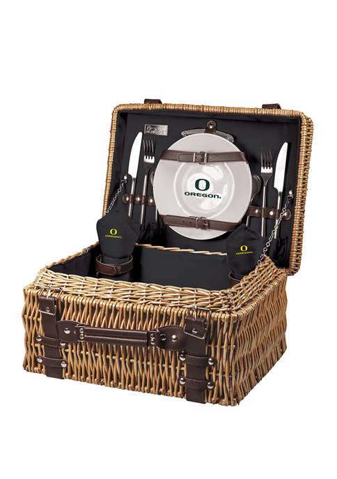 NCAA Oregon Ducks Champion Picnic Basket