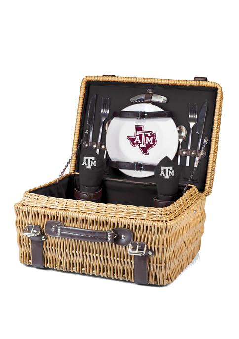 NCAA Texas A&M Aggies Champion Picnic Basket