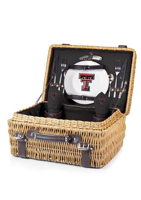 NCAA Texas Tech Red Raiders Champion Picnic Basket