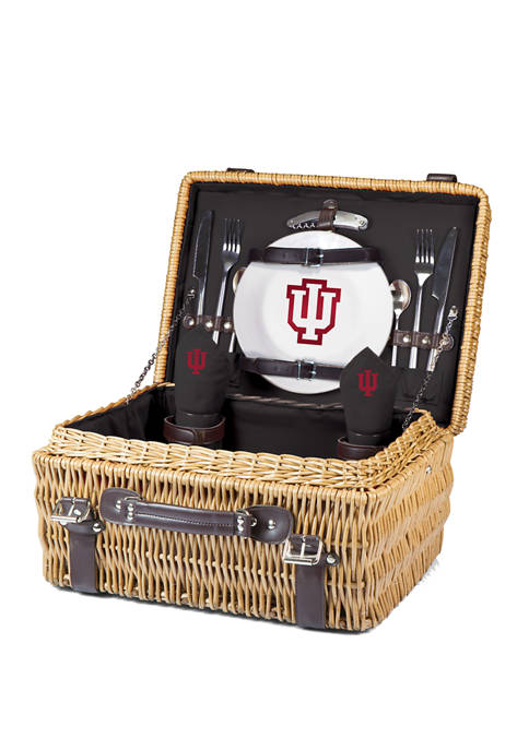 Picnic Time NCAA Indiana Hoosiers Champion Picnic Basket
