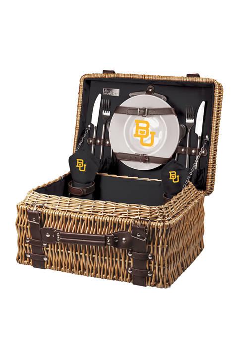 NCAA Baylor Bears Champion Picnic Basket