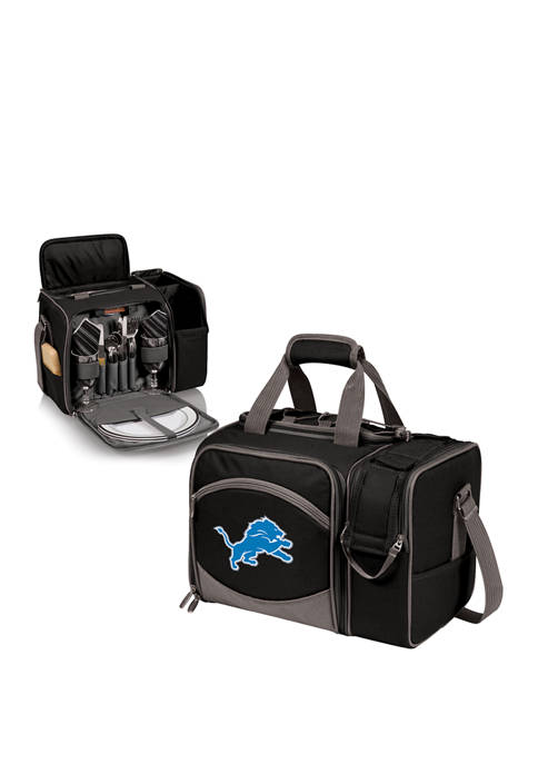 NFL Detroit Lions Malibu Picnic Basket Cooler