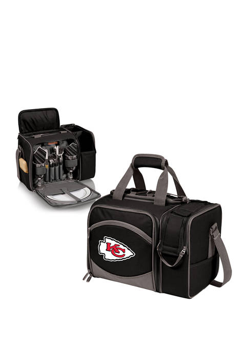 NFL Kansas City Chiefs Malibu Picnic Basket Cooler