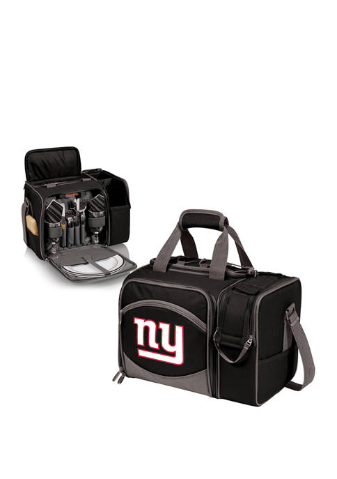 NFL New York Giants Malibu Picnic Basket Cooler