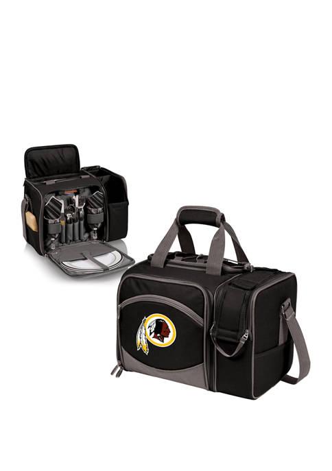 NFL Washington Redskins Malibu Picnic Basket Cooler