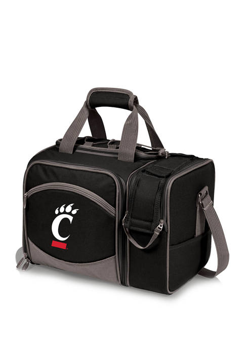 NCAA Cincinnati Bearcats Malibu Picnic Basket Cooler