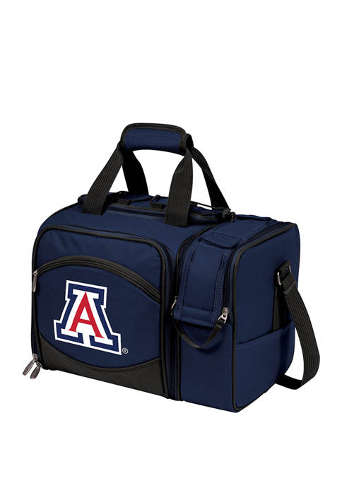 NCAA Arizona Wildcats Malibu Picnic Basket Cooler