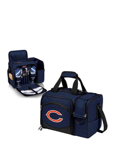 NFL Chicago Bears Malibu Picnic Basket Cooler