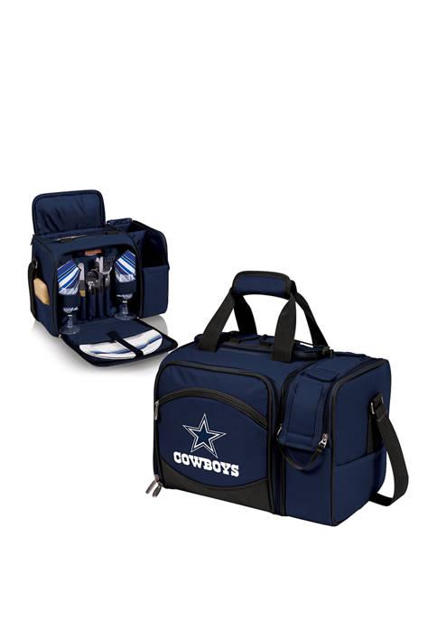 NFL Dallas Cowboys Malibu Picnic Basket Cooler