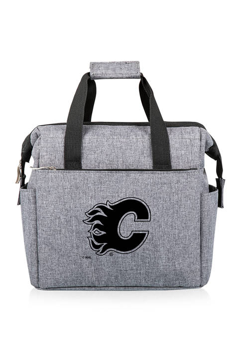 NHL Calgary Flames On The Go Lunch Cooler