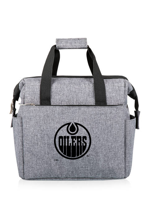 NHL Edmonton Oilers On The Go Lunch Cooler