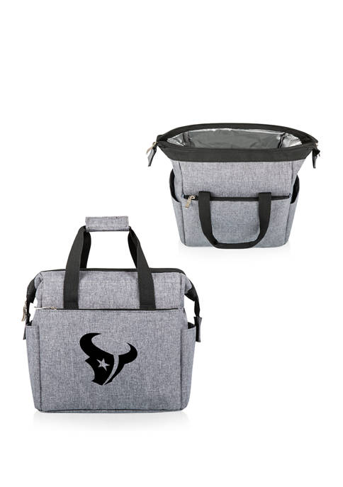 NFL Houston Texans On The Go Lunch Cooler