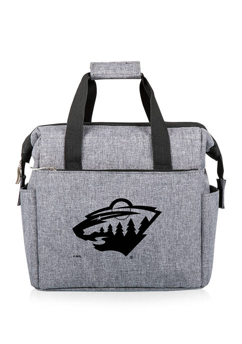 NHL Minnesota Wild On The Go Lunch Cooler