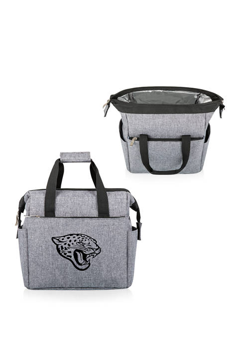 NFL Jacksonville Jaguars On The Go Lunch Cooler