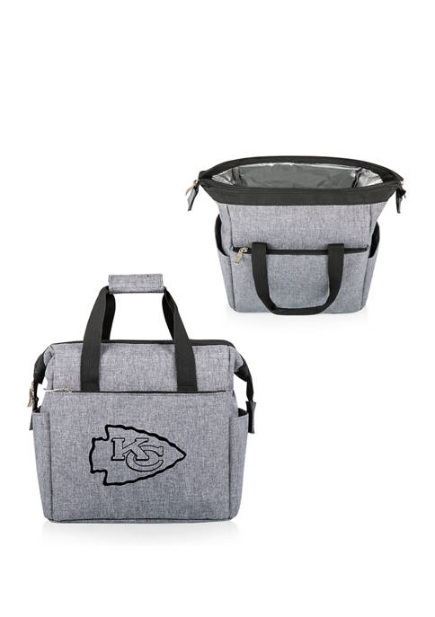 NFL Kansas City Chiefs On The Go Lunch Cooler