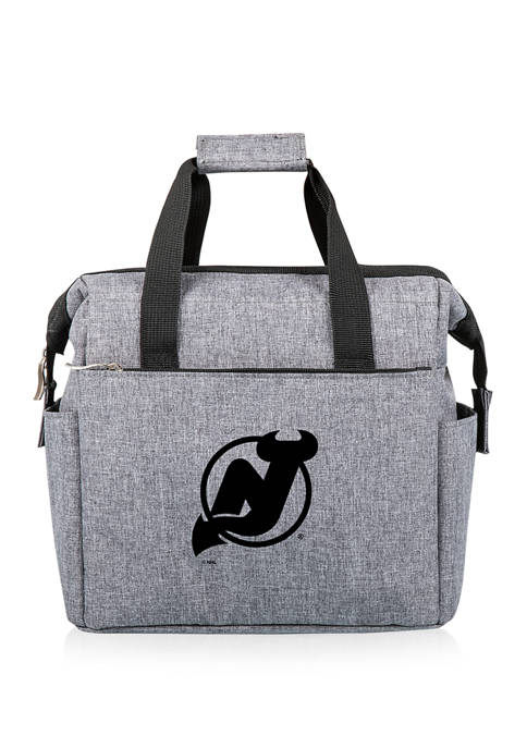 NHL New Jersey Devils On The Go Lunch Cooler