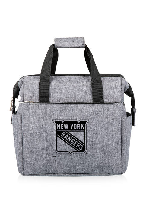 NHL New York Rangers On The Go Lunch Cooler