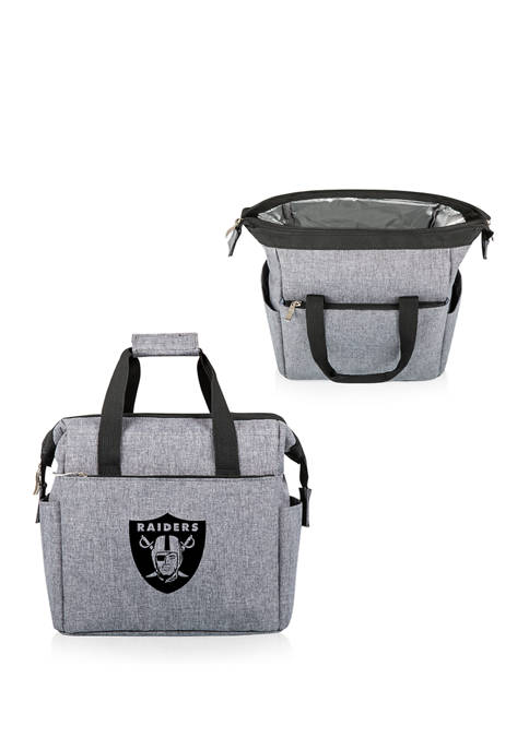 NFL Oakland Raiders On The Go Lunch Cooler