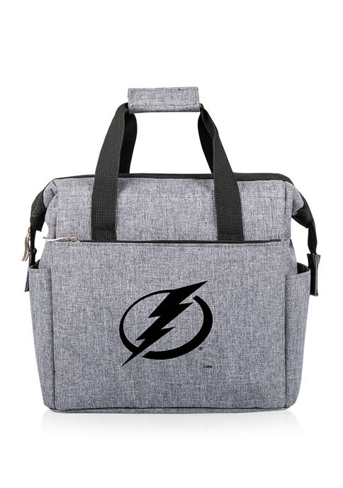 NHL Tampa Bay Lightning On The Go Lunch Cooler
