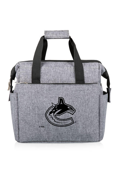 NHL Vancouver Canucks On The Go Lunch Cooler