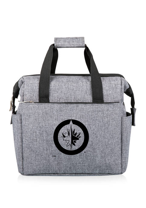 NHL Winnipeg Jets On The Go Lunch Cooler