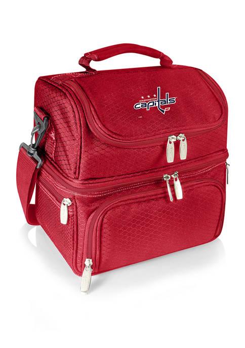 NHL Washington Capitals Pranzo Lunch Cooler Bag