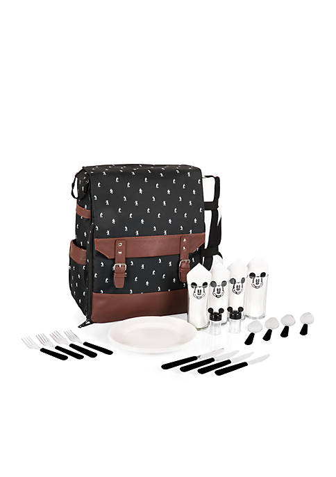 Picnic Time Mickey Picnic Backpack