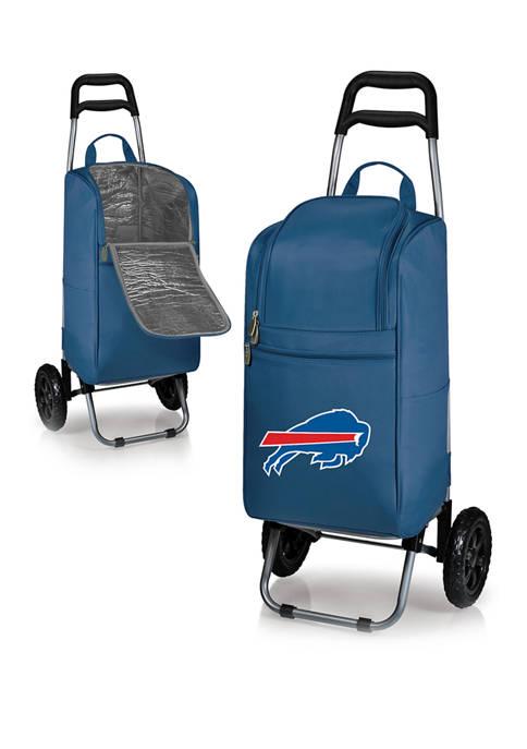 ONIVA NFL Buffalo Bills Rolling Cart Cooler