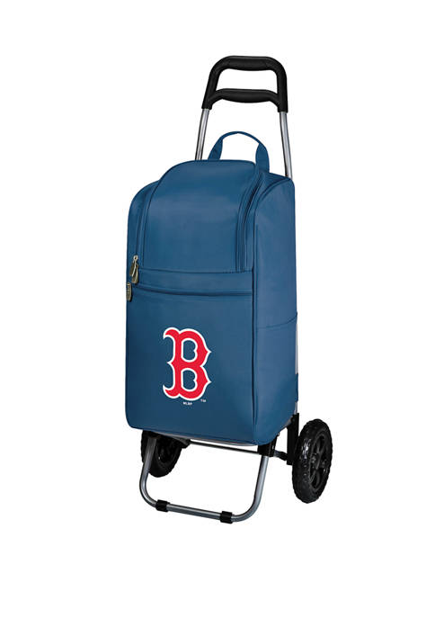MLB Boston Red Sox Rolling Cart Cooler