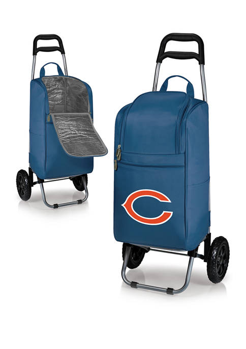 ONIVA NFL Chicago Bears Rolling Cart Cooler