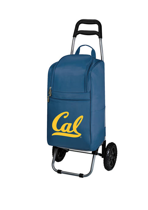 Picnic Time NCAA California Golden Bears Rolling Cart