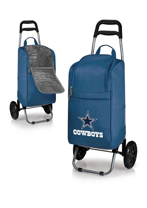 NFL Dallas Cowboys Rolling Cart Cooler