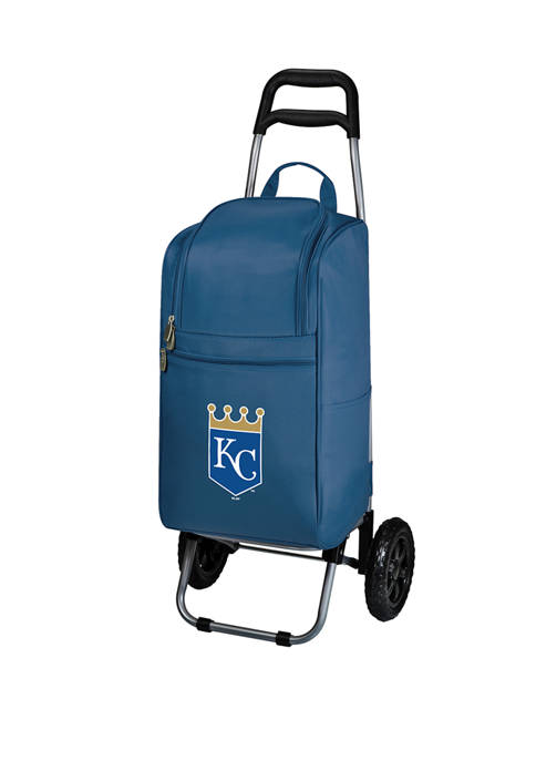 ONIVA MLB Kansas City Royals Rolling Cart Cooler